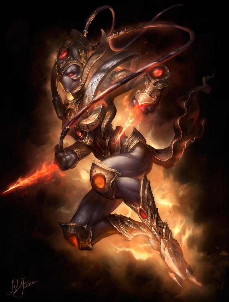 Amon's Golden Armada - Protoss - StarCraft | mad-jill on DeviantArt