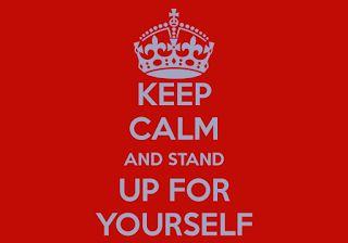 Stresszoldás, kineziológia és más tudattágítások: Állj ki magadért... - és tedd ezt a szeretet erejé...
