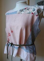 LUcÉ - Kimono Patch Top