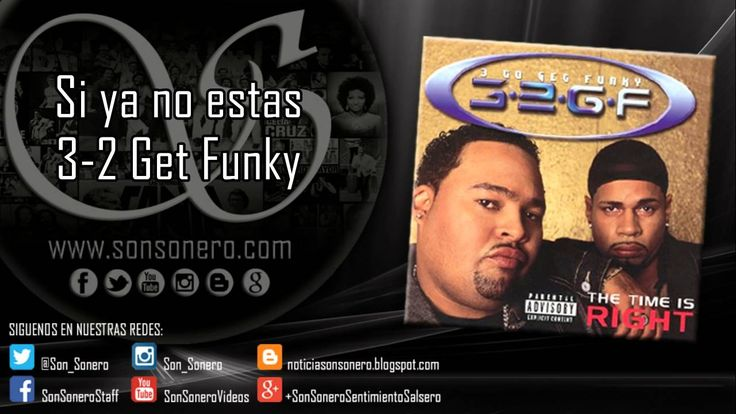 Si ya no estas - 3-2 Yet Funky - @Son_Sonero