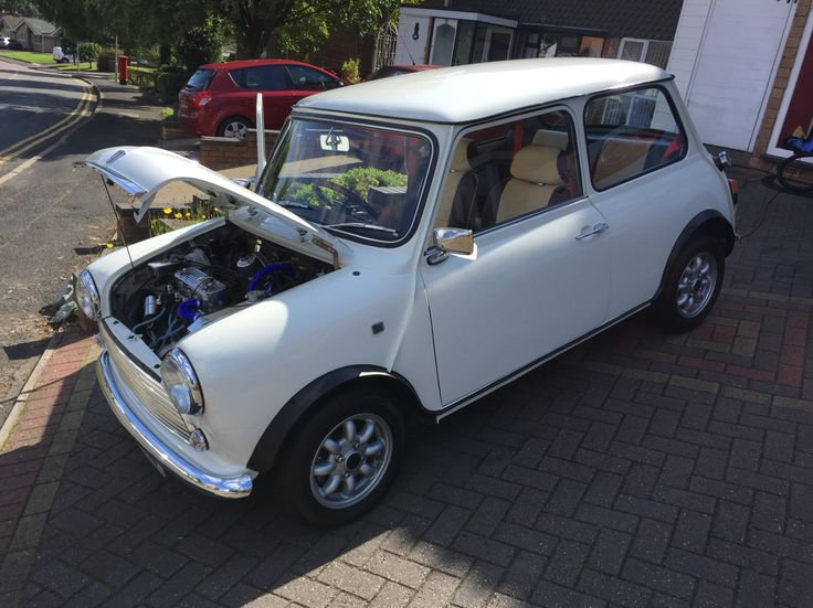 At last my baby is finished #mini