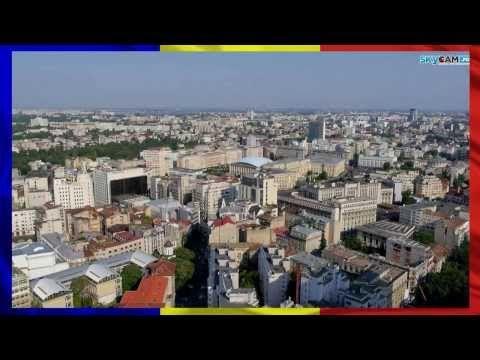 Made in Romania-Beauties from Romania-filmari aeriene - YouTube