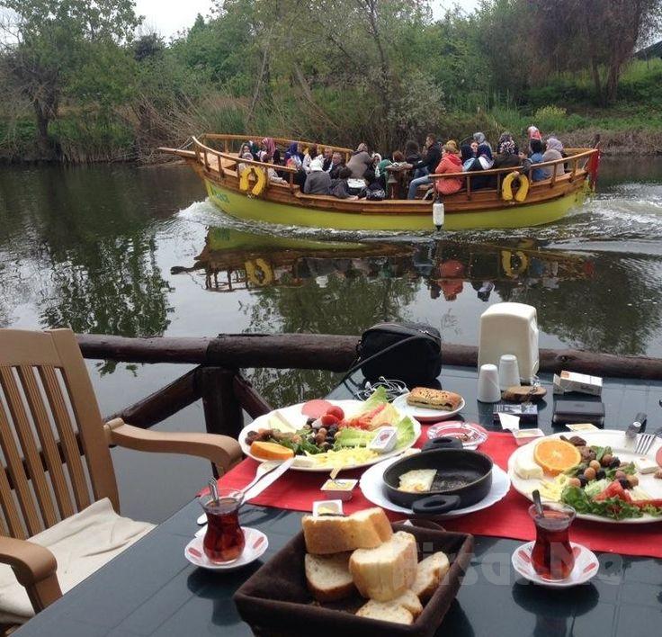 Göksu Nehri Kenarında Ağva El Rio Motel'de Açık Büfe Kahvaltı Sadece 24.90 TL! - Firsat.me