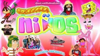 SOLO PARA NIÑOS ''MUSICA INFANTIL'' - YouTube
