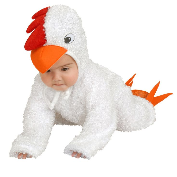 Chicken Infant Costume