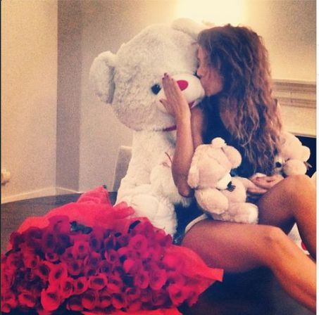 Its a crazy day when guys wanna see a movie about a teddy bear and girls wanna see a movie about strippers………..  - See more at: http://justgetideas.com/100-happy-teddy-bear-day-quotes-to-celebrate-cute-teddy-day/8/#sthash.wpWklFAq.dpuf
