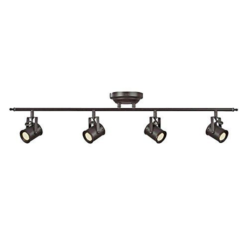 track lighting kits home theater industrial. aspects studio oiled rubbed bronze dimmable fixed track lighting kitthe home depot office kits theater industrial