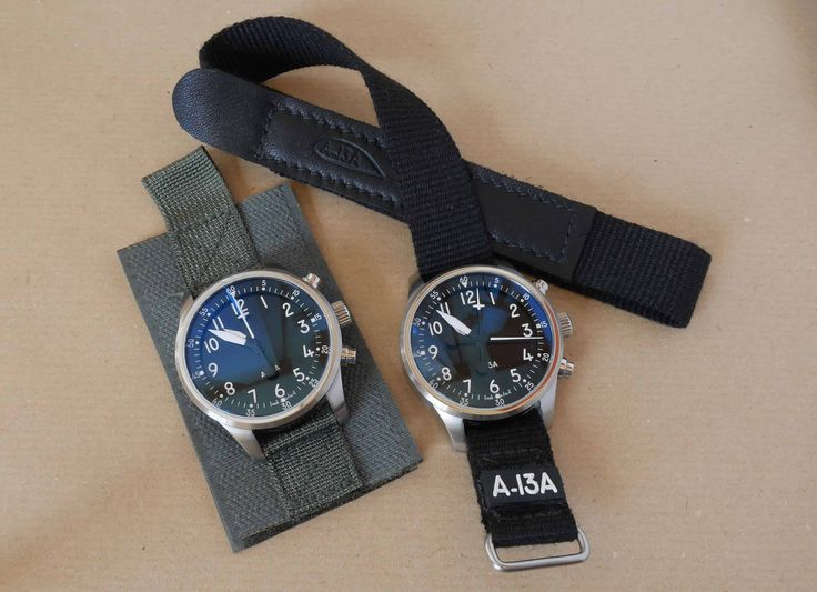 """The Custom A-13A Pilot Chronograph Built to Survive a Spy Plane"" via Watchv..."