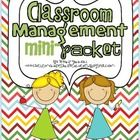 """Free-includes an """"on task,"""" """"quiet critters,"""" and a """"quiet spray"""" label.  It also inludes 6 pep cards to redirect students when they should..."""