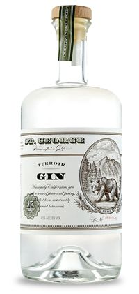 """St. George Spirits - love the bottle. Almost bought in Majestic! It's on the """"to buy"""" list..."""