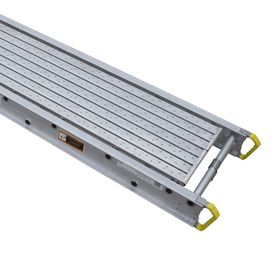 Werner 24-Ft X 6-In X 24-In Aluminum Scaffold Stage 3124