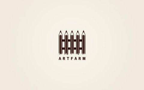 my picket fence: Design Inspiration, Graphics Ideas, Art Farms, Farms Logos, Artfarm Logos, Logos Design, Logos Inspiration, Graphics Design, Amazing Logos