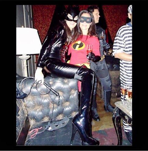 Are you ready?  #tbt #2011 #letsdothis #halloween  #catwoman #yyview / Ya tienes tu disfraz listo?