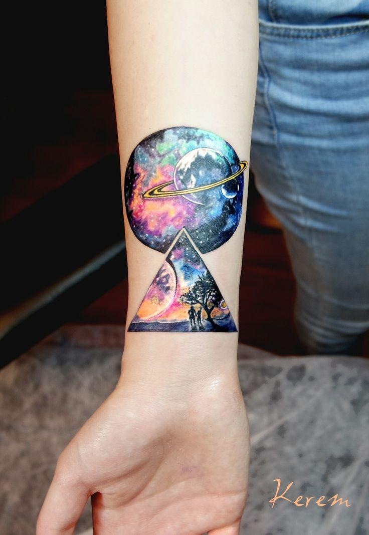 tattoo by Kerem Güner (www.dovmedukkani.com)