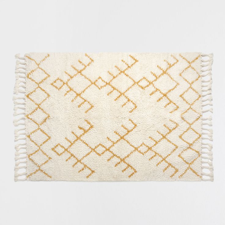 MULTICOLOURED WOOL RUG - Rugs - Decoration | Zara Home Norge / Norway