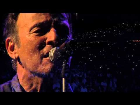 Bruce Springsteen - Drive All Night July 27 at Gothenburg's Ullevi Stadium Sweden...in the 80's, it was lighters...today:  CELL PHONES