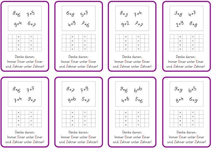 lernstuebchen der schwierige hefteintrag mathe