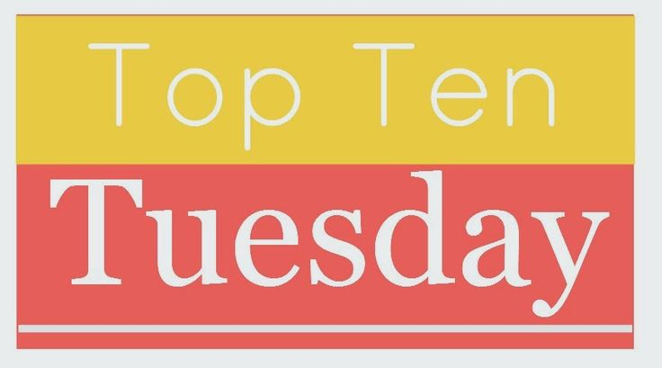 Top 10 2014 Releases I Meant to Read But Didn't- Busy Brunette's Bookshelf: Top Ten Tuesday