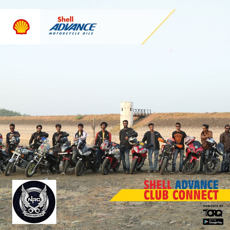 Shell Advance celebrates the spirit of motorcycling clubs in the motorcycling world. As a part of this series , we will connect with motorcycle clubs across Maharashtra and know their story. This time it's Nagpur Riders Club..! #TheWinningIngredient #TORQ #TorqRiderApp #bikerlife