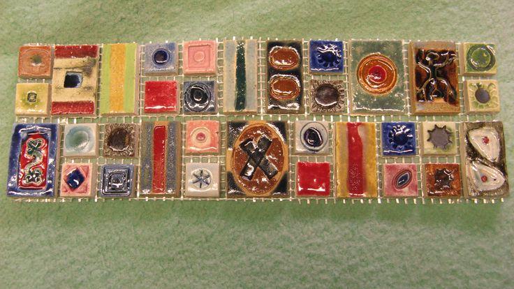 Mosaic. Craft. DIY.