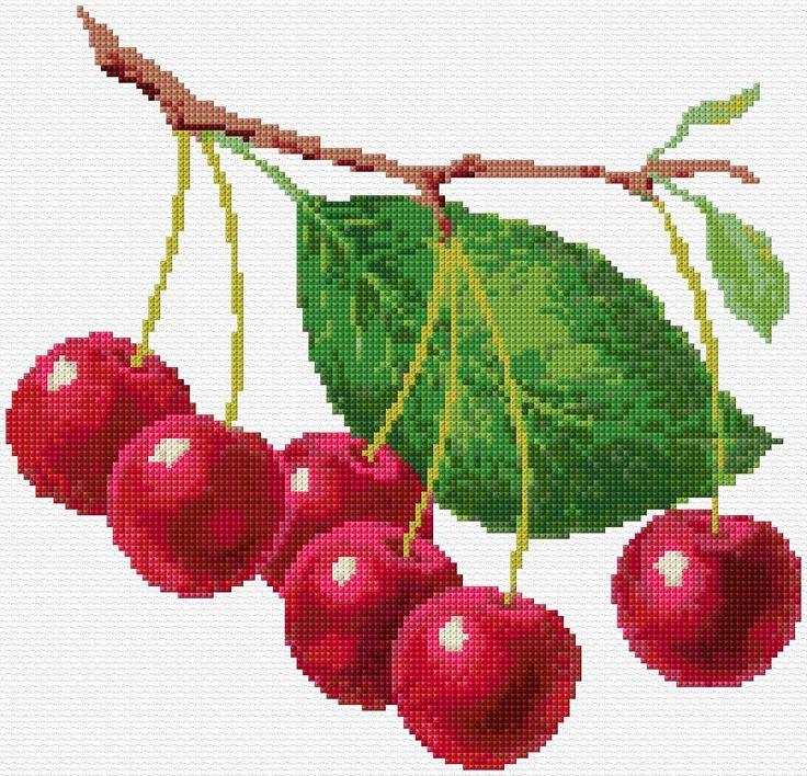 free chart cherries