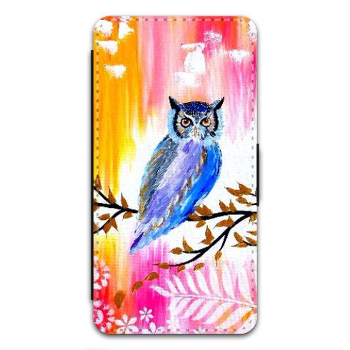Owls iPhone Case by markandcathy at zippi.co.uk