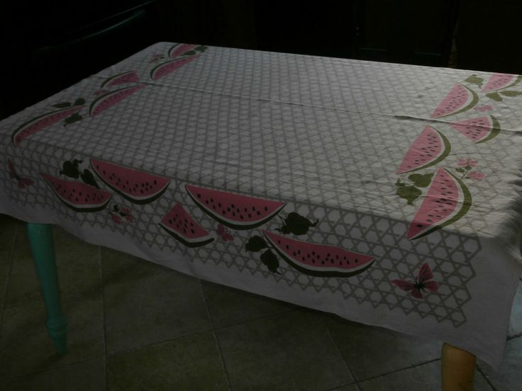1000+ images about Tammy Keefe Retro Linens on Pinterest ...