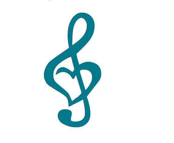 Treble Clef Heart Car Decal Computer Decal by IHeartHoundstooth, $4.00  https://www.etsy.com/listing/124883015/treble-clef-heart-car-decal-computer?utm_source=google&utm_medium=product_listing_promoted&utm_campaign=housewares_low&gclid=COqtysf3670CFWXl7AodjgIAZA