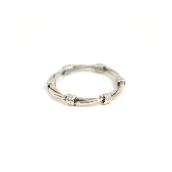 Stolen Girlfriends Club Barbed Wire Ring - my new baby