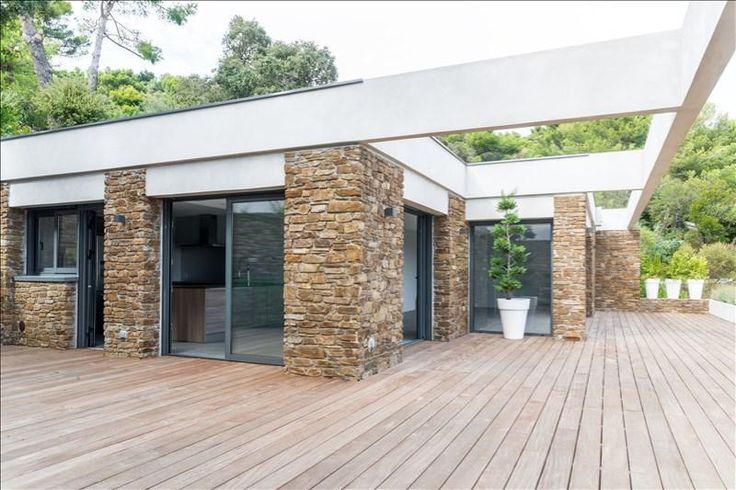 17 meilleures id es propos de garage toit plat sur pinterest haus toit plat et maison. Black Bedroom Furniture Sets. Home Design Ideas