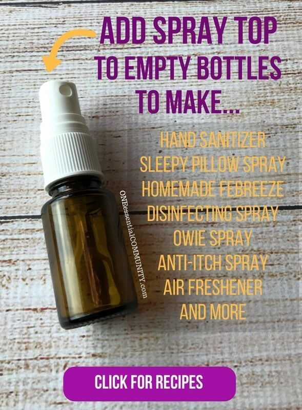 How to make it:  fill empty (or almost empty) essential oil about 3/4s full with baking soda if the bottle had been washed out and is completely empty of essential oil, then add 1 drop of lavender, cedarwood, or orange essential oil.  (if the bottle was empty, but hadn't been washed out yet and still has the smell of essential oils, then do NOT add any essential oil.) shake to mix put cap back on let it let sit overnight so the baking soda can absorb the essential oil
