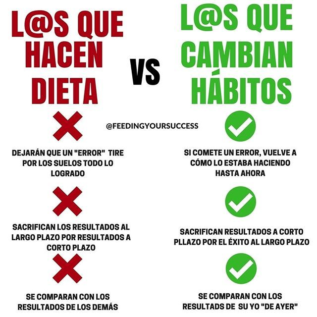 diferentes tipos de dietas que funcionan