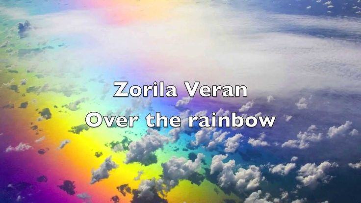 Over the rainbow saxophone cover by Zorila Veran
