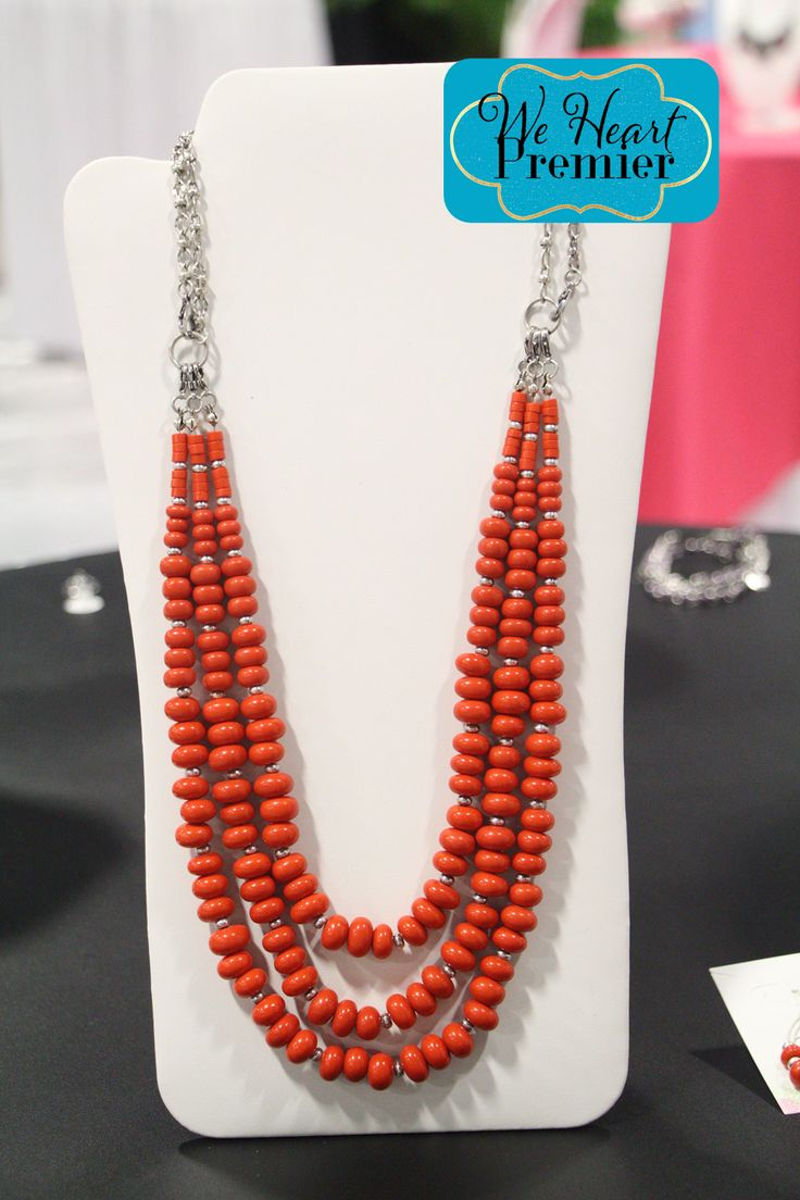 Clementine necklace #PDstyle