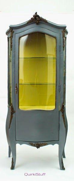 17 mejores imágenes sobre vitrinas y armarios en pinterest ...