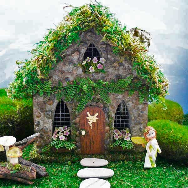 17 Best 1000 images about Faerie Gardens So Cute on Pinterest