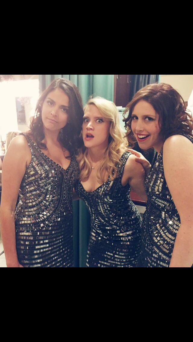 Cecily Strong, Kate McKinnon, Vanessa Bayer - SNL