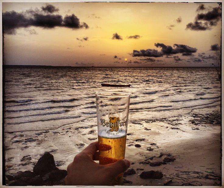 Beaufort Beer. Libreville, GABON