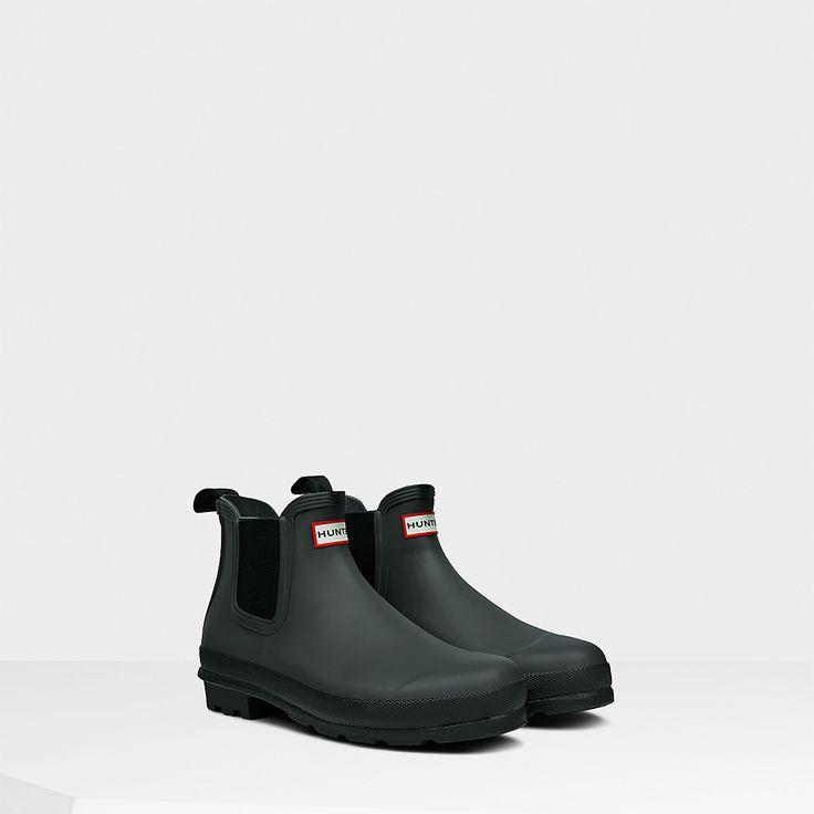 Original Chelsea Boots | Hunter Boot Ltd