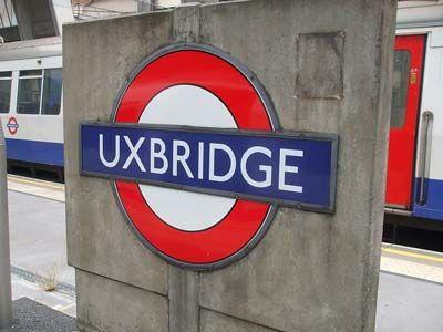 Uxbridge, UK!