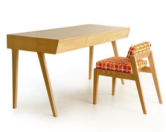 Beacon Desk & Chair