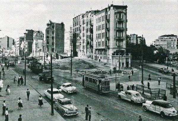 Pangaltı / Harbiye (1950-#39;li yıllar)