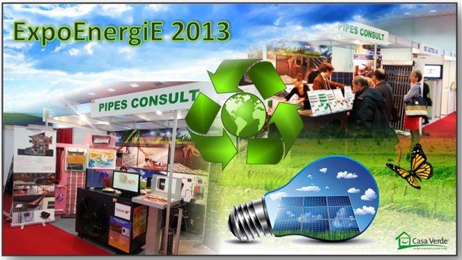 Expo energiE 2013