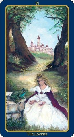 Fairy Tale Tarot of the 22 Major Arcana Cards