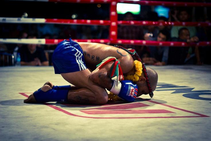 Muay Thai Boxing Bangkok, Thailand