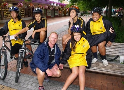 Community: Model community in Hastings. Take a look at how school are involved as Hastings District Council supports safe walking and cycling. A model community project supported by the NZ Transport Agency.