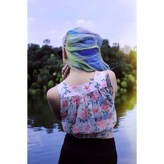 Incluso de espaldas se ve bella - #PonyCrew Miranda Ibañes