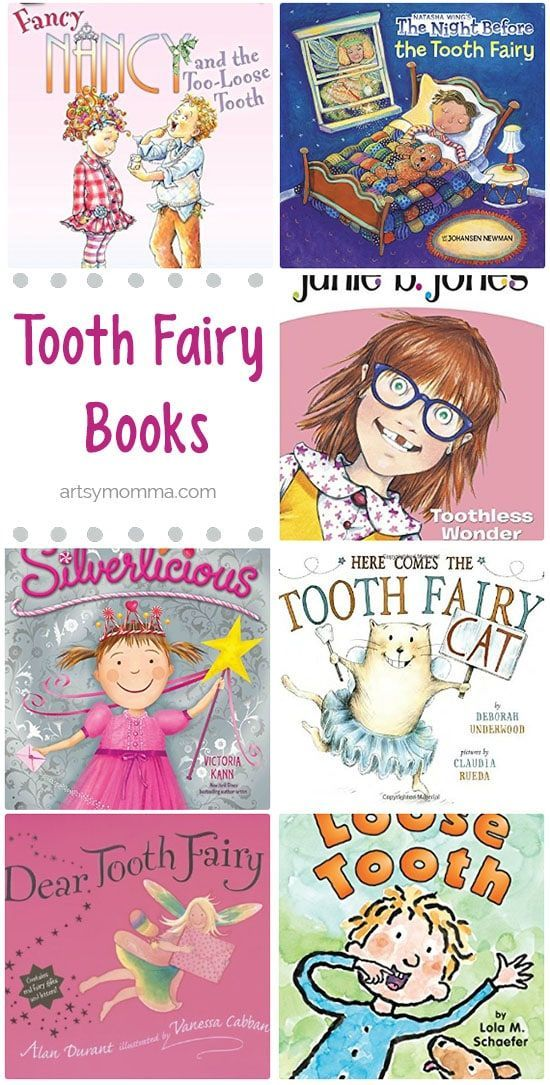 Books About the Tooth Fairy