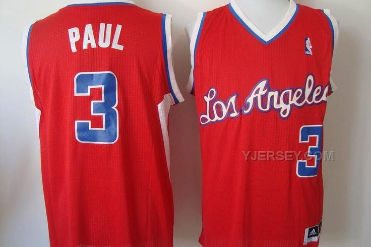 http://www.yjersey.com/nba-clippers-3-paul-red-revolution-30-jerseys.html NBA CLIPPERS 3 PAUL RED REVOLUTION 30 JERSEYS Only 37.00€ , Free Shipping!