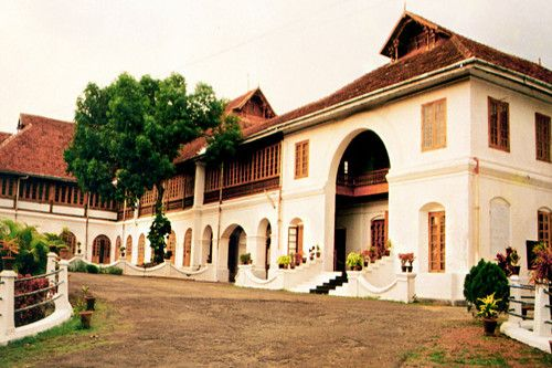 hill palace museum (colonial mix)